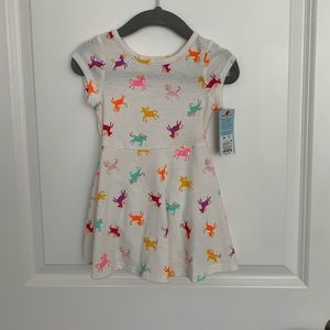 Cat and Jack unicorn dress